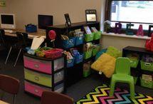 Preschool classroom set-up/management