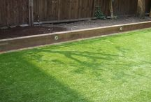 Garden Ideas - Railway Sleepers