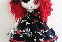 Gotico bamboline