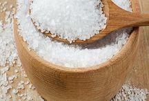 tipi di sale e le rispettive proprietà