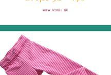 NÄHEN - Kinder / Schnittmuster, Freebooks und Tutorials um tolle Dinger für Kinder zu nähen