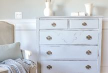 Painted furniture  ♡ / by Vicky @ hOme