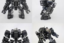 Lego bots