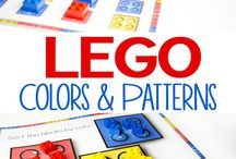 lego colors sorter