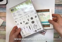 Tutorial Videos for Complete Stampin' Up! Card Projects / Tutorial Videos for Complete Stampin' Up! Card Projects