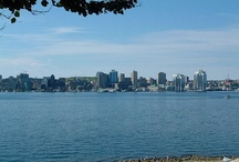 Halifax Harbour / by Judith Newman