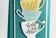 Card - SU a nice cuppa tea