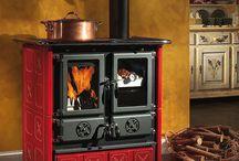 W wood stove