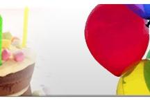 Cumpleaños / ¿Quieres que tu cumple sea el más especial de la clase?  ¡Ven a celebrarlo con nosotros!