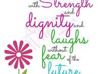 Inspirational and Faith