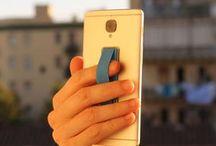 2-grip / 2-grip - Soporte protector para smartphone antirrobo anticaida