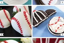 Baseball Party Ideas / by Holly Sullivan
