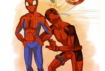 Spider man & Deadpool