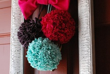 Fabric Flowers / by The Homes I Have Made