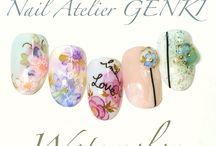My Nail Art ❤︎ / Nail Art❤︎