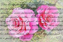 Rumi Quotes / Rumi quotes