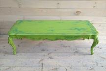 Chez Boheme Painted Furniture / by Chez Bohème