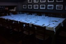 Dinner with friends ... A lot of friends!