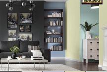 mieszkanie - kolory