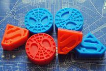 superhero soap