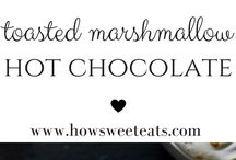 marshmellow hot chocolate