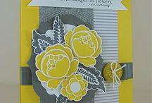 Cardmaking- Flowers / by Inky Jane