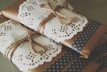 baleni dárků