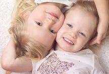 Family fotoshoot moodboard