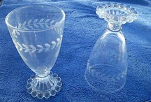 Glassware  / by Elisa Hall
