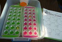 Kindergarten Math / Kindergarten math activities and resources!