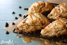 Baking: Scones