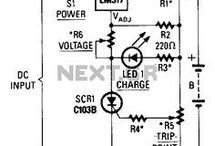 Charger SCR