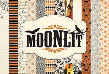 Moonlit Collection / by Authentique Paper