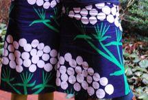 jurk en rok