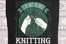 Knitting Sayings