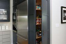 kitchen electricity box