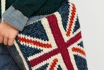 British bag