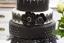 Wedding cakes/Hääkakkuja