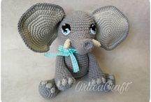 Crochet pattern amigurumi