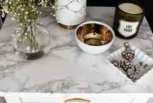 Marble decor