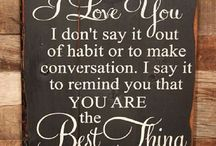 ♥ Hubby Quotes ♥