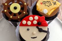 Nautical cakes / by Deby Coles