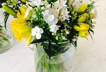 Blomsteratmosfære skjølyst
