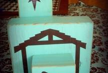Nativities / Christmas nativity scenes