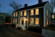 Where to Stay / by Cape Cod Life & Home