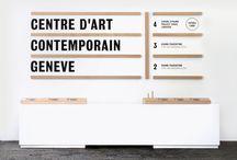 Signage & Wayfinding Board