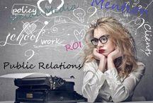 Communication / What did i do? Study, school, trainee, bla bla bla...