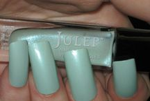 My Julep Collection / my collection of julep nail polish