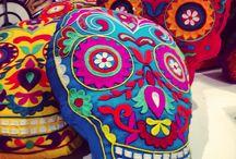 decoracion mexicano contemporaneo