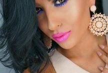 maquillaje de tendencia